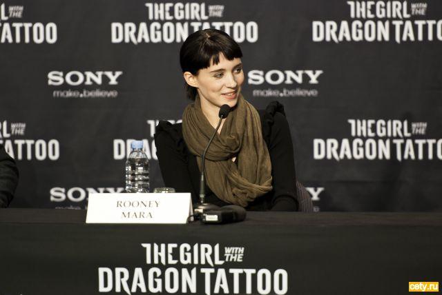 Девушка с татуировкой дракона отрывок
